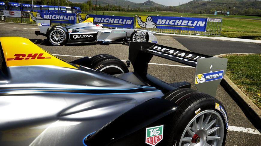 Michelin ne sera plus fournisseur officiel de la Formule E après