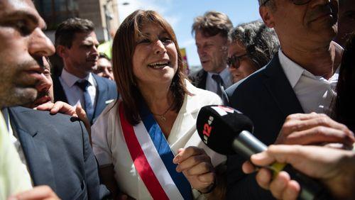 Michèle Rubirola nouvelle maire de Marseille