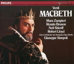 MacBeth : La luce langue (Acte II) Air de Lady MacBeth - MARA ZAMPIERI