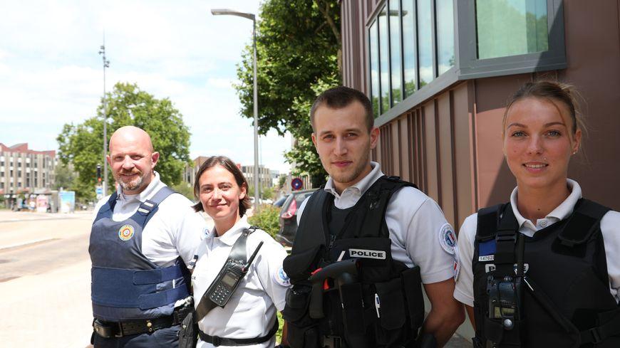 Une maman tient son bébé dans le vide : la police de Metz le sauve in extremis