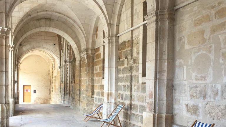 L'Yonne revisitée : L'abbaye saint-Germain à Auxerre, découverte de la crypte