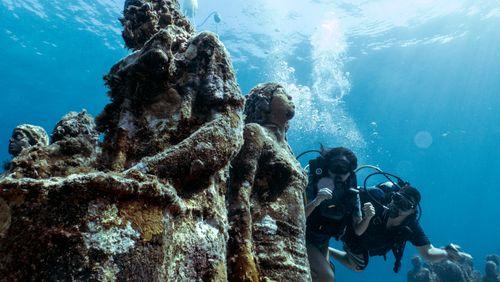Le musée sous-marin de Cancún : une harmonie artistique et écologique