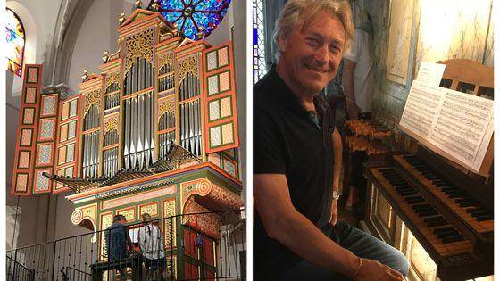 Le Pays des orgues
