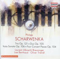 Sonate pour alto et piano en sol min op 106 : 3. Allegro - LISE BERTHAUD