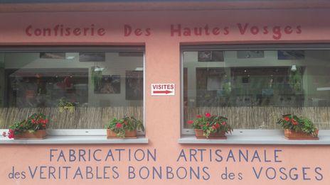 La relance éco : la confiserie des Hautes-Vosges retrouve progressivement sa clientèle
