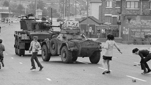 Retour à Belfast