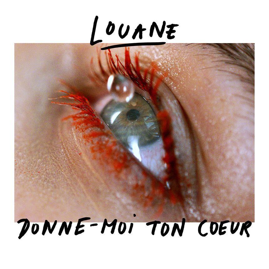 """Louane revient avec un nouveau single """"Donne-moi ton coeur"""""""