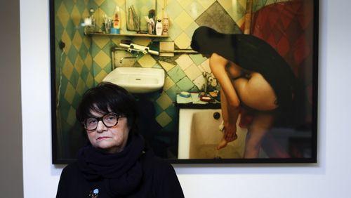 Françoise Huguier, photographe, pour son exposition au musée du Quai Branly