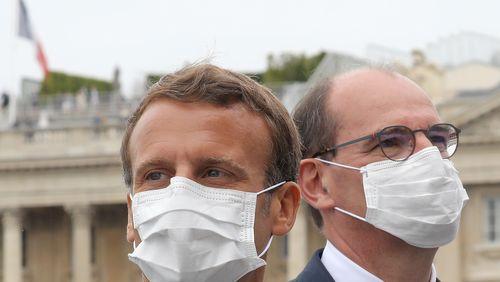 Emmanuel Macron voit plus loin que 2022