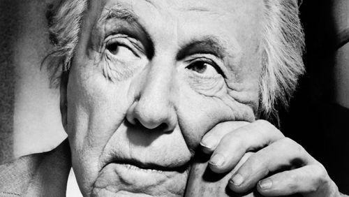 Avoir raison avec... Frank Lloyd Wright