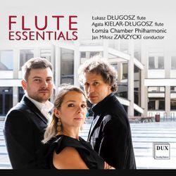 Libertango - arrangement pour 2 flûtes traversières et orchestre à cordes - LUKASZ DLUGOSZ