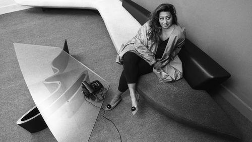 Épisode 4 : Les métamorphoses de Zaha Hadid
