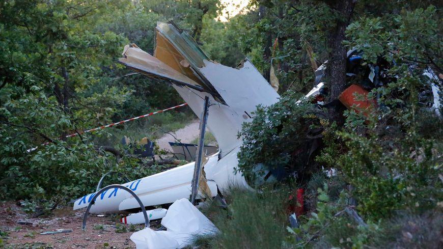 Haute Savoie Crash D Un Planeur Sur La Montagne Du Parmelan Au Dessus D Annecy