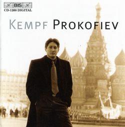 Toccata pour piano en ré min op 11 - Freddy Kempf