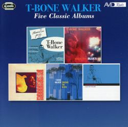 Glamour girl - T-BONE WALKER