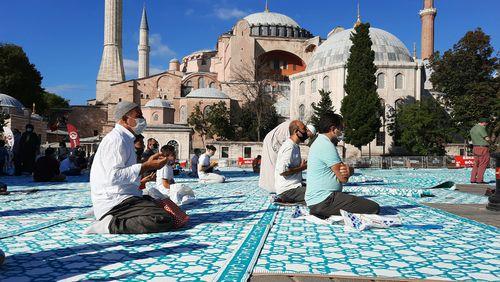 Turquie : Sainte-Sophie instrument de l'islamo-nationalisme