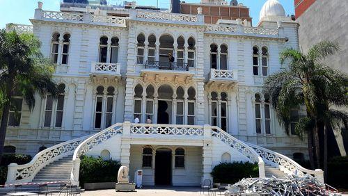 Épisode 4 : Beyrouth, le patrimoine d'une ville-mémoire