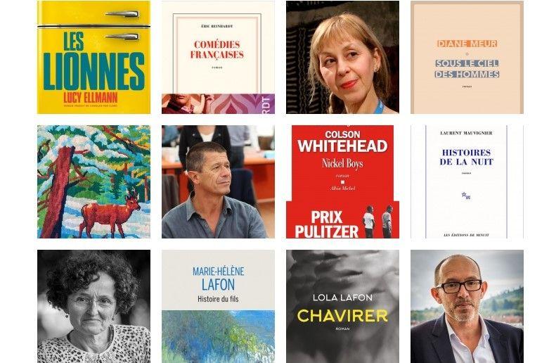 10 romans de la rentrée littéraire 2020 sélectionnés par France Culture et l'Obs