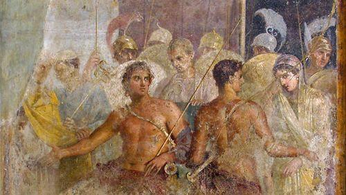 Épisode 2 : Thersite et Hélène racontent l'échange des femmes captives : Briséis remplace Chryséis