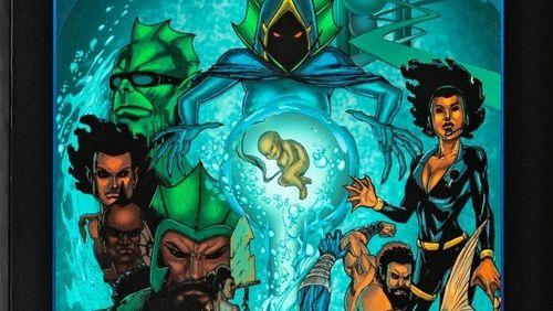 Épisode 5 : Drexciya : l'Atlantide noir et l'utopie d'une vie électronique sous-marine
