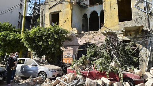 Liban : un réveil dans la douleur et le chaos