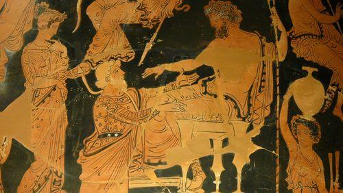 Épisode 1 : Chryséis et Achille racontent la dernière année de la guerre de Troie
