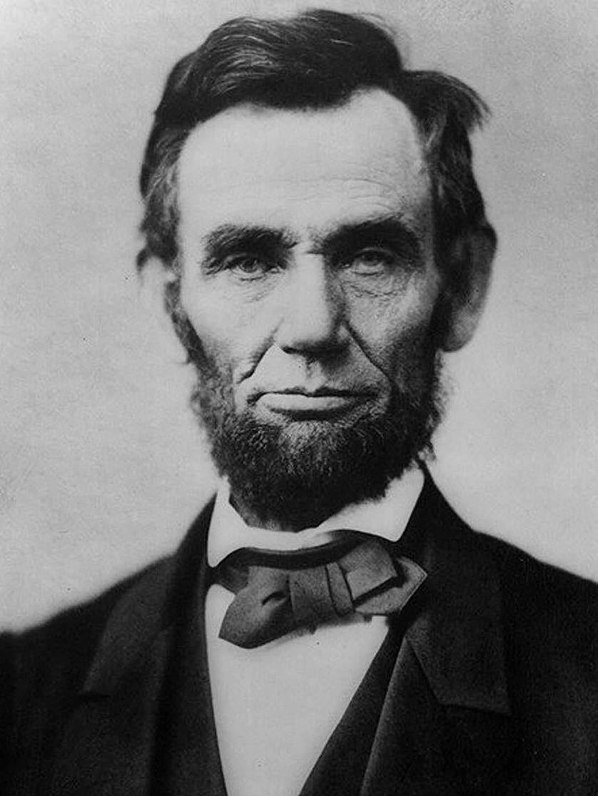 Le président américain Abraham Lincoln a aboli l'esclavage aux Etats-Unis en 1865