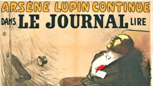 Arsène Lupin gagne le large (Jumièges)