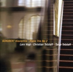 Trio avec piano en Mi bémol Maj op 100 D 929 : 2. Andante con moto - CHRISTIAN TETZLAFF