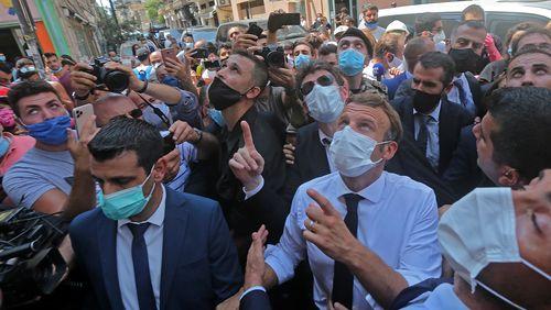 Épisode 1 : Macron à Beyrouth : le retour du grand frère ?