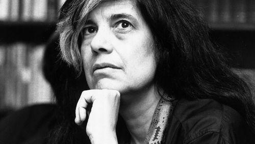 """Avoir raison avec... Susan Sontag (4/5) : """"C'est avec les mots qu'on comprend, c'est avec les photos qu'on se souvient..."""""""