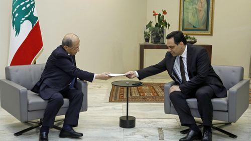 Liban : le gouvernement libanais jette l'éponge