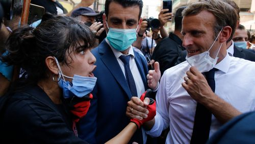 Macron au Liban : assistance ou ingérence ?
