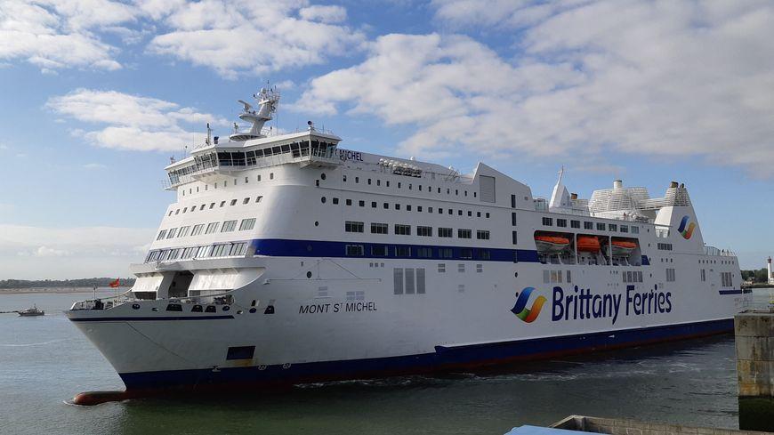 Roscoff : le gouvernement prêt à aider la Brittany Ferries