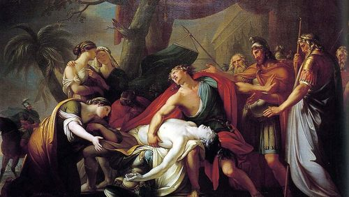 Épisode 8 : Antilochos et Agamemnon racontent la fougue de Patrocle au combat