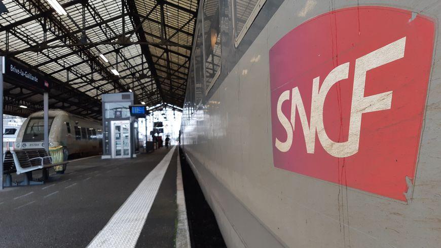 Les faits se sont déroulés sur les quais de la gare de Brive