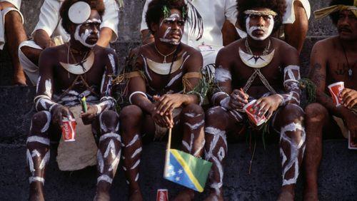 Épisode 3 : Tahiti perdue, Tahiti retrouvée