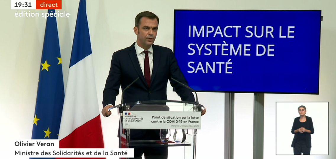 Zones En Alerte Maximale Nouvelles Restrictions Les Annonces D Olivier Veran