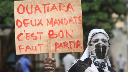 Afrique : lost in transition (2/4) : Élections en Côte d'Ivoire : le spectre de la guerre civile