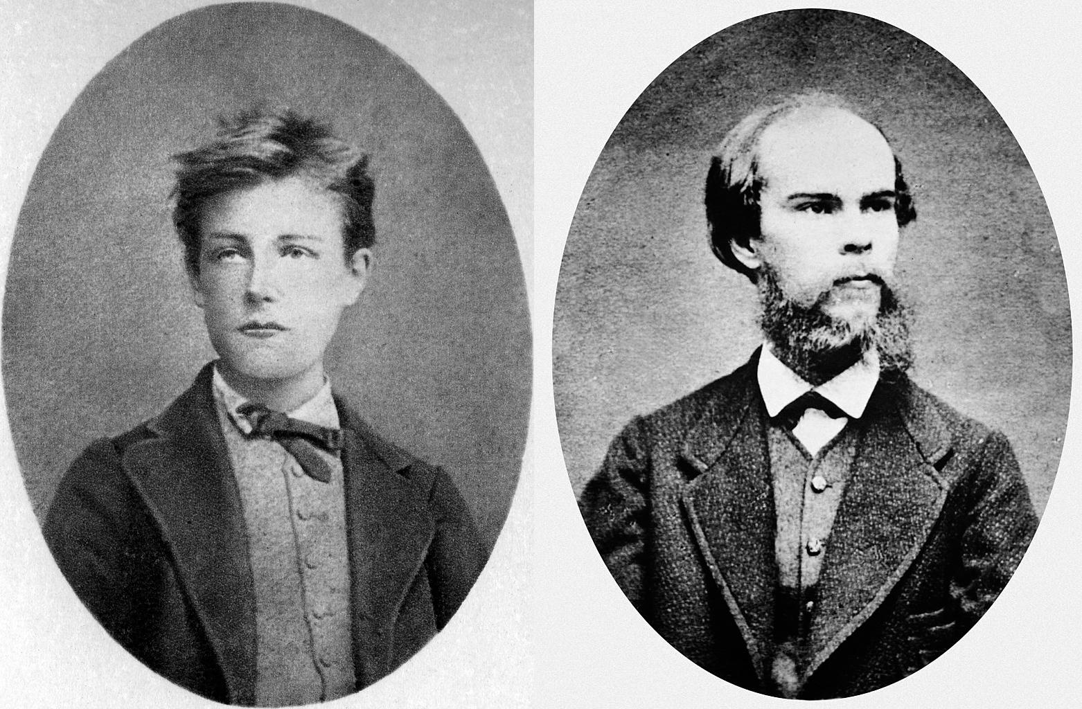 Le Panthéon de Rimbaud et Verlaine