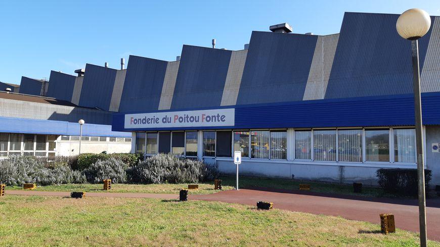Débrayages à l'ex-Fonderies du Poitou Fonte à Ingrandes sur Vienne : la CGT  veut des investissements, et vite