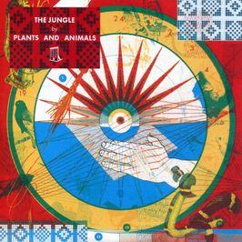 """Pochette de l'album """"The jungle"""" par Plants And Animals"""