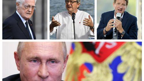 France : Une rentrée politique sans la gauche ? / Comment faire pression sur Vladimir Poutine ?