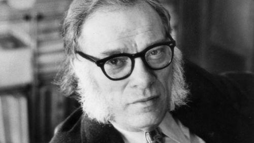 Asimov, le petit père des robots