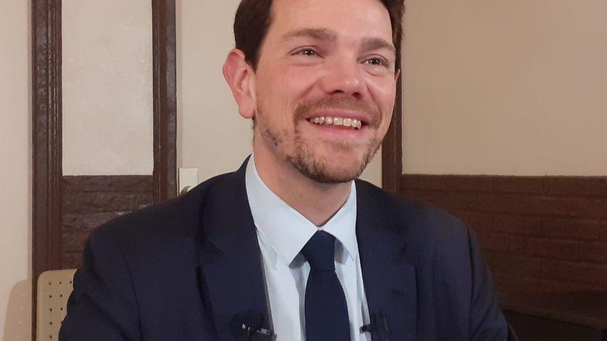 Le maire de Charleville-Mézières Boris Ravignon favorable à la légalisation encadrée du cannabis
