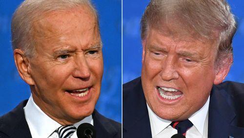Débat présidentiel : un show à l'américaine