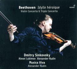 Concerto pour violon en Ré Maj op 61 : Rondo. Allegro - DMITRY SINKOVSKY