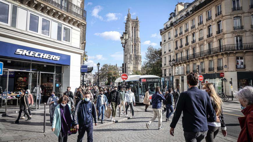 Covid 19 Paris A Presque Tous Les Indicateurs Pour Passer Au Rouge Ecarlate