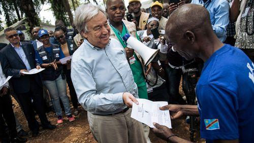 La réponse internationale face à Ebola en RDC accusée de biais racistes