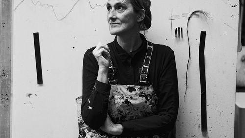 Fabienne Verdier, l'énergie en peinture (3/5) : Qu'est-ce que peindre ?